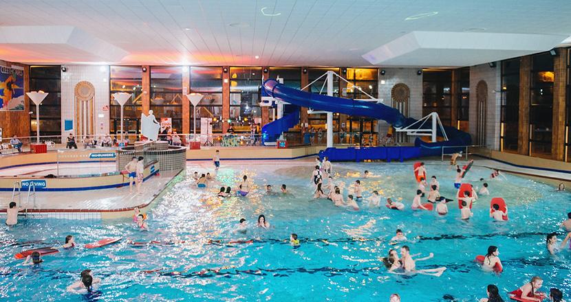 Lincs Inspire Swimming Pool