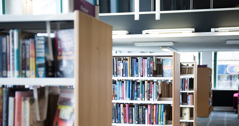 Lincs Inspire Library