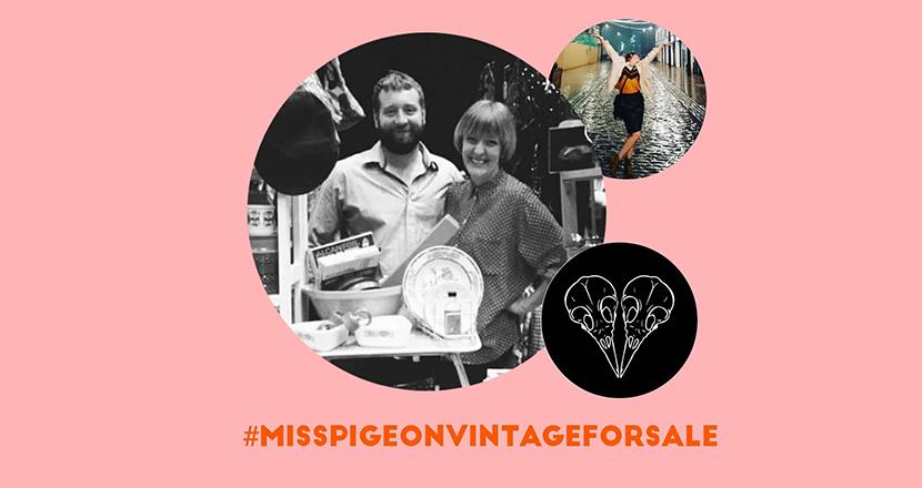 hashtag miss pigeon vintage for sale