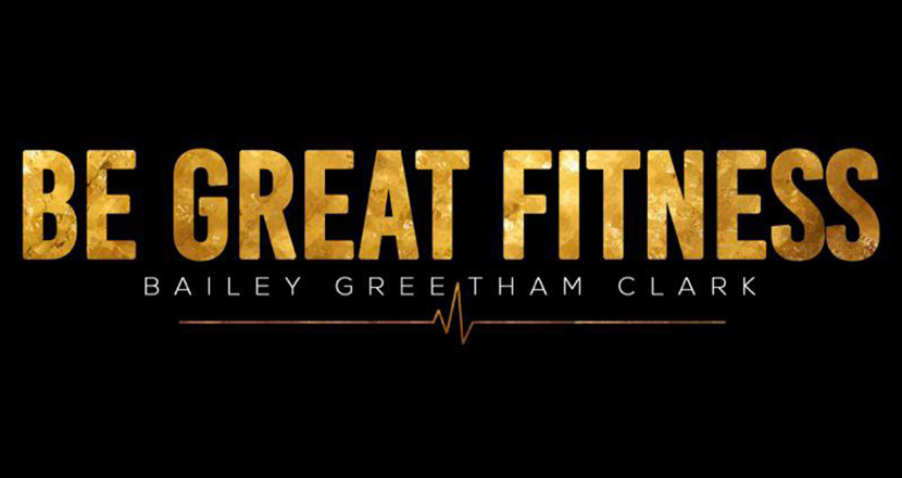 Be Great Fitness Logo