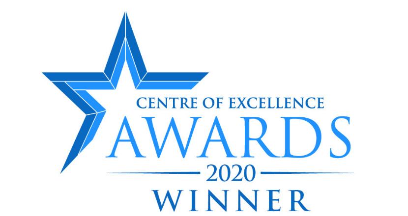 Dawn Kemp winner of centre of excellence award 2020