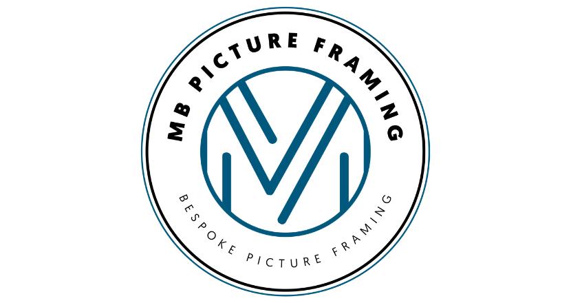 MB Picture Framing logo