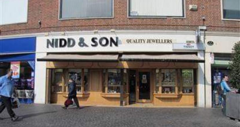 Nidd & Son shop front