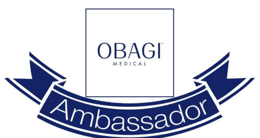 OBAGI Ambassador logo