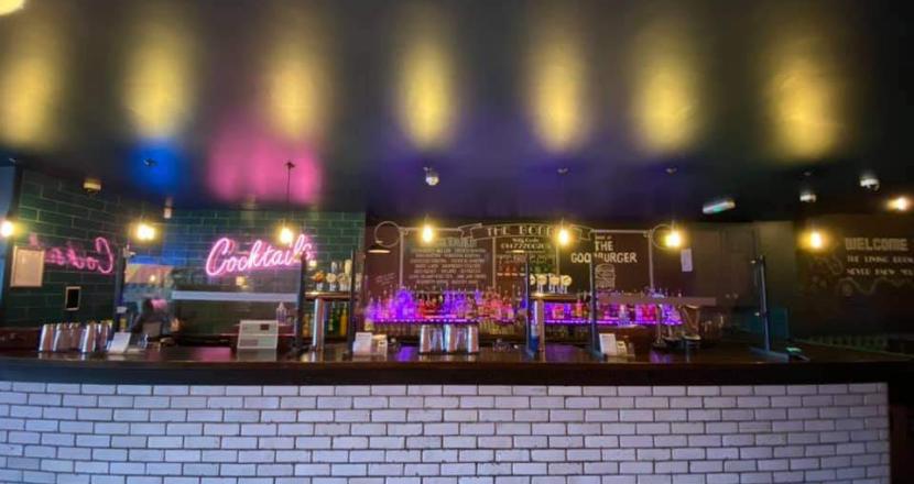 bar at The Bobbin