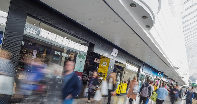 freshney place shopping centre