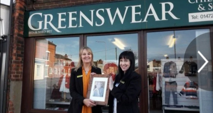 Greenswear shop front