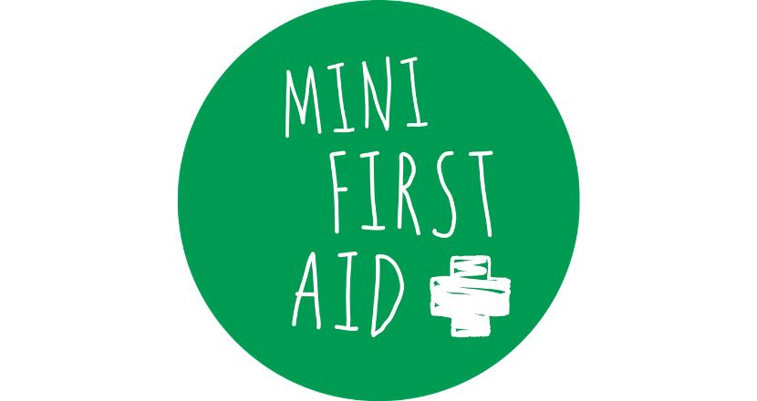 Mini First Aid logo