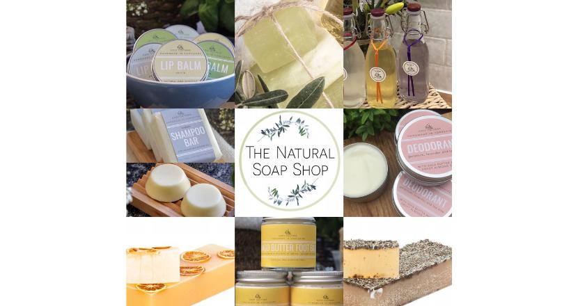 the natural soap shop
