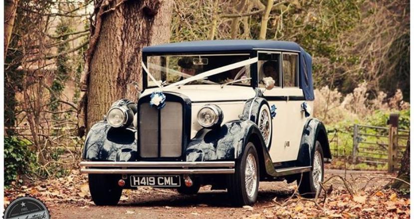 Select Wedding Cars