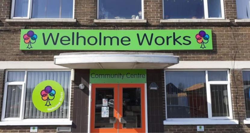 Welholme Works building