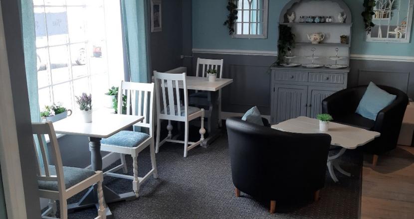 Blue Dragonfly Tea Room