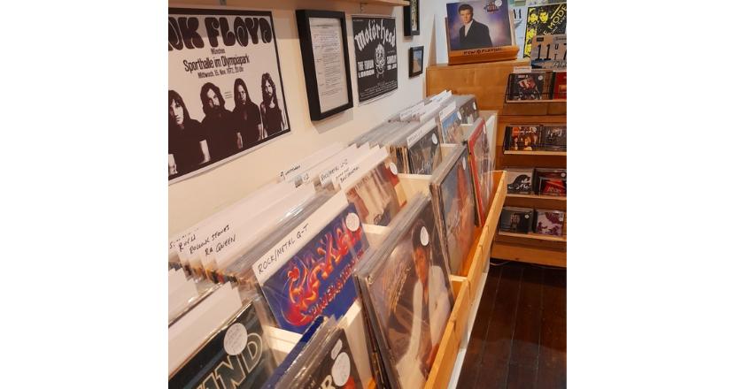Howlin' Jacks Record Store