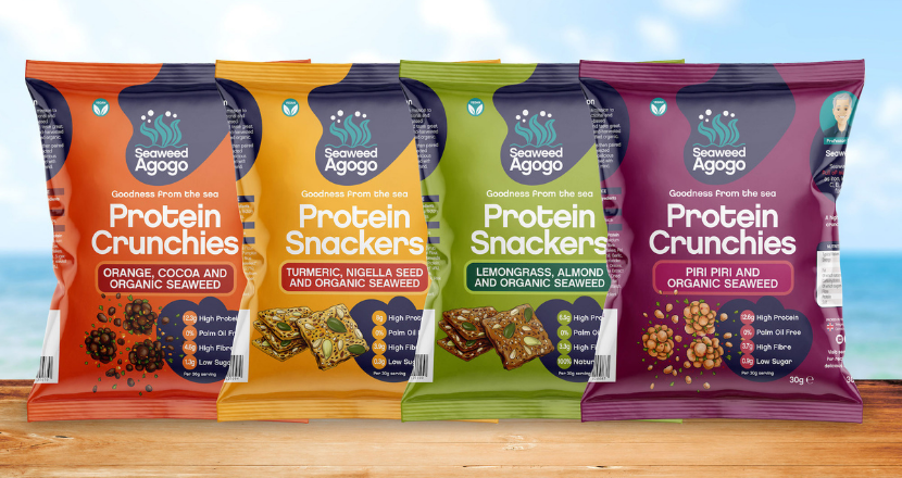 Seaweed Agogo products