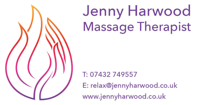Jenny Harwood Massage Therapist