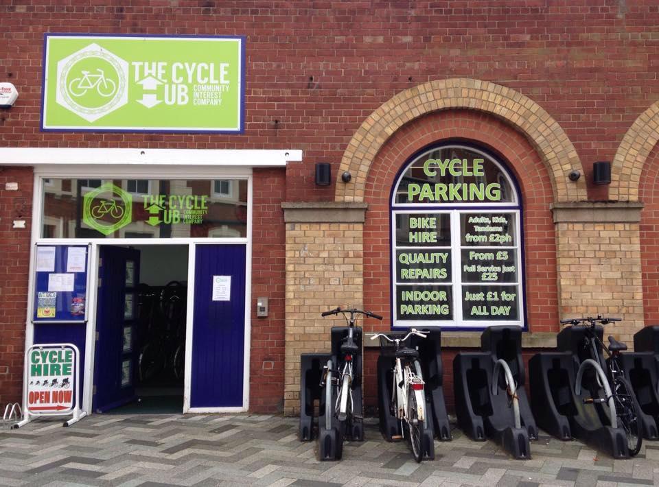 Default image for Cycle Hub Lincs